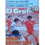 El Grafico - Debut De Argentina. Mundial 86 - 1986