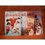 Comics De Los Increibles - 4 Tomos - Excelente Estado!!