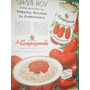 Publicidad Antigua Tomates Pelados La Campagnola Lata