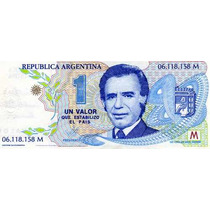 Billete Del Menemtrucho !!! Impecable. Ciccone Calcografica