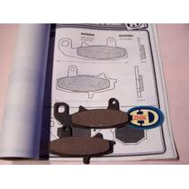 Pastillas De Freno Hd - Honda Nsr 250 Rj 250 Delan - Suzuki