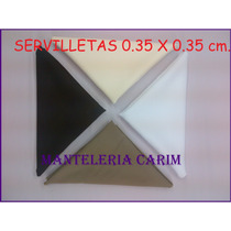 Servilletas 0.35 X 0.35 Cm Tropical Antimanchas