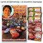 Cars Cumpleaños Cartel Bienvenida + 15 Souvenirs Imanes Foto