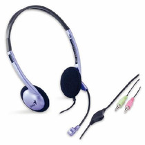 Auricular Genius Mod. Hs-02b C/microfono