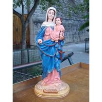 Imagen Religiosa De La Virgen De San Nicolás