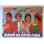 Album Incompleto Chavo Del 8 Tapa Plastificada