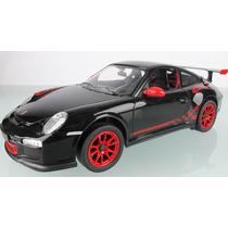 Auto Radio Control Porsche 911 Gt3 Esc 1/14 Largo 30 Cm !