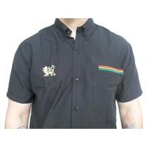 Camisas Reggae Rasta Bob Marley Jamaica Sativa