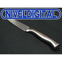 Cuchillo De Cheff Cocina Tramontina Cronos Acero Monobloque