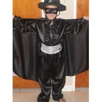 Disfraz Del Zorro