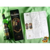 Glenfiddich, Whisky De Malta, Escoces, Edición Navidad 1987.