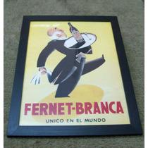 Fernet Branca - Poster Propaganda - Publicidad Antigua