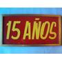 Cartel Antiguo Casa Fotografia 15 Años Tamaño Chico
