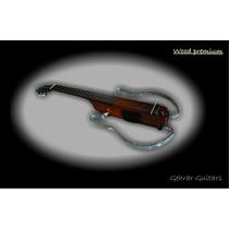 Navidad Regala Guitarra Wood Premium Gehrar Guitars Silent