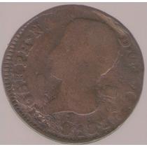 España 8 Maravedies 1813 Jose Napoleon Rara Segovia Mb-