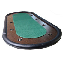 Tapa Para Mesa Poker 10 Jugadores - Paño Speed Profesional