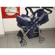 Cochecito De Bebes Infanti Con Huevito Desmontable