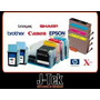 T1351 Black Alternativo Epson Stylus Tx25/tx125/tx320f