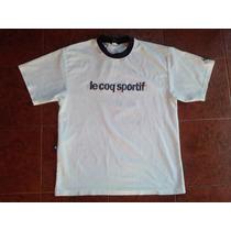 Camiseta Le Coq Sportif Talle Xl Sintética