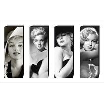 Cuadros Marilyn Monroe Decorativos Cuadripticos