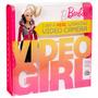 Muñeca Barbie Video Girl Filma Original Mattel