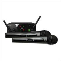 Akg Wms40 Mini Dual Mix, Set 2 Microfonos Inal.,rosario_30