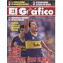 Revista Grafico 3554 Boca Instituto Satriano Español Racing