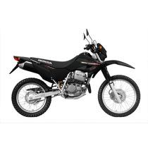 Moto Honda Xr 250 Tornado 0km 2014 Negro