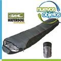Bolsa De Dormir -10º 450g Xm2 Momia Waterdog Bol Compresión