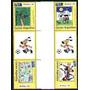Argentina 1994 Entrecintas De La Serie Mundial De Futbol