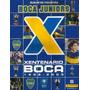 Figuritas Boca Xentenario 1905 - 2005 Panini