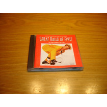 Great Balls Of Fire Cd Soundtrack Jerry Lee Lewis