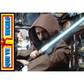 Traje De Obi Wan Kenobi, Disfraz, Jedi Star Wars Darth Maul