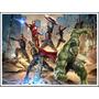 Cuadros Vengadores Superheroes Excelentes