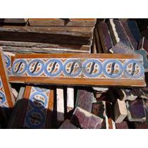 Azulejo Español España Morisco Sevilla Mensaque