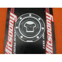 Protector De Tapa Tanque De Nafta Witzoony . Honda / Yamaha