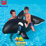 Ballena Orca Gigante Flotador Inflable Bestway Jiujim