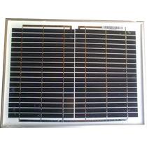 Panel Solar 10w Monocristalino - Córdoba