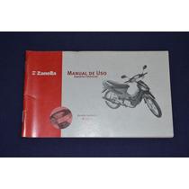 Zanella Business Zb100 4l Manual De Uso Original