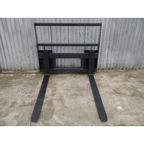 Porta Pallets Para Pala Frontal, Uñas Super Largas 1.55 Mts