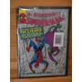Marvel El Asombroso Hombre Araña Mini Comic + Dvd Avances