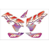 Calcamonias Para Kawasaki Klr 650