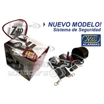 Alarma Antirobo X28 Z40 Volumetrico Modulo Sms Mpx Instalada