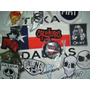 Parches Bordados Futbol Rock Comics Autos Militares