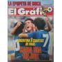 Revista Grafico 3480 Mundial Mexico 1986 Argentina Uruguay