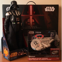 Hp Star Wars+speaker+darth Vader 50cm Oferta Única Ed.limit!