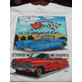 Remeras Importadas Chevrolet Impala, Nova,. Max Speed Shop