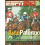 Ole Espn 11/97 Campeonato Abierto De Polo En Palermo