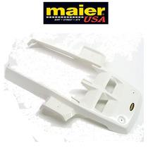 Trompa Maier Made In Usa Yamaha Banshee Color Blanca