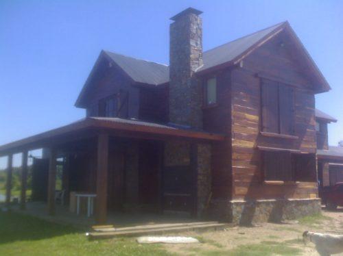 Construccion de caba as de troncos quebracho madera - Construccion de cabanas de madera ...